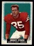 1964 Topps #107  Smokey Stover  Front Thumbnail