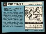 1964 Topps #41  John Tracey  Back Thumbnail