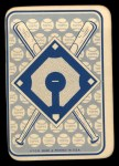 1968 Topps Game Inserts #25   Gene Alley   Back Thumbnail