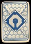 1968 Topps Game Inserts #33  Jim Fregosi  Back Thumbnail
