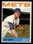 1964 Topps #361  Jay Hook  Front Thumbnail