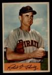 1954 Bowman #59  Robert Schultz  Front Thumbnail