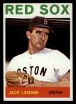 1964 Topps #305  Jack Lamabe  Front Thumbnail