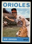 1964 Topps #304  Bob Johnson  Front Thumbnail