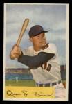 1954 Bowman #212 ALL Owen Friend  Front Thumbnail
