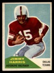 1960 Fleer #94  Jimmy Harris  Front Thumbnail