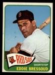 1965 Topps #525  Eddie Bressoud  Front Thumbnail