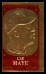 1965 Topps Embossed #62   Lee Maye   Front Thumbnail