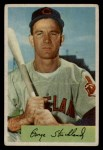 1954 Bowman #36  George Strickland  Front Thumbnail