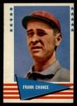1961 Fleer #98  Frank Chance  Front Thumbnail