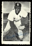 1969 Topps Deckle Edge #29  Bob Gibson  Front Thumbnail