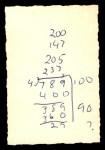 1969 O-Pee-Chee Deckle Edge #21  Mel Stottlemyre  Back Thumbnail