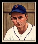 1950 Bowman #210 ^CR^ Ted Gray  Front Thumbnail