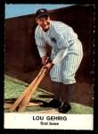 1961 Golden Press #16  Lou Gehrig  Front Thumbnail