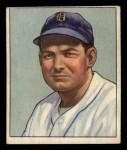 1950 Bowman #8  George Kell  Front Thumbnail