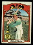 1972 Topps #62  Angel Mangual  Front Thumbnail