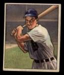 1950 Bowman #9  Vic Wertz  Front Thumbnail