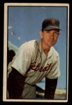 1953 Bowman #100  Bill Wight  Front Thumbnail