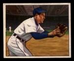 1950 Bowman #240 CPR Eddie Lake  Front Thumbnail