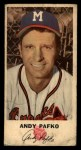 1954 Johnston Cookies #48  Andy Pafko    Front Thumbnail