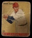1933 Goudey #39  Mark Koenig  Front Thumbnail