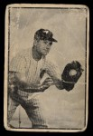 1953 Bowman Black and White #49  Floyd Baker  Front Thumbnail