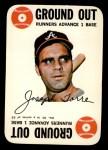 1968 Topps Game #31  Joe Torre   Front Thumbnail