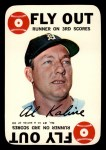 1968 Topps Game Inserts #27   Al Kaline   Front Thumbnail