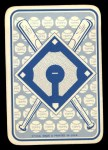 1968 Topps Game Inserts #9   Brooks Robinson   Back Thumbnail