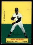 1964 Topps Stand Up  Juan Pizarro  Front Thumbnail