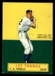 1964 Topps Stand Up  Lee Thomas  Front Thumbnail