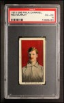 1910 Philadelphia Caramel E96 #24  Red Murray  Front Thumbnail
