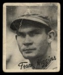 1936 Goudey #18  Pinky Higgins  Front Thumbnail