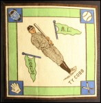 1914 B18 Blankets #14 WI Ty Cobb   Front Thumbnail
