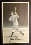 1939 Goudey Premiums R303B #4 BW Joe Cronin  Front Thumbnail