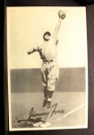 1939 Goudey Premiums R303B #8 BW Jimmie Foxx  Front Thumbnail