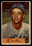 1954 Bowman #109  Roy Smalley  Front Thumbnail