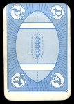 1971 Topps Game Inserts #50  Bart Starr  Back Thumbnail