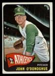 1965 Topps #71  John O'Donoghue  Front Thumbnail
