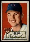 1952 Topps #153  Bob Rush  Front Thumbnail
