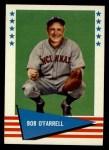 1961 Fleer #131  Bob O'Farrell  Front Thumbnail