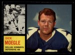 1962 Topps #47  Dick Moegle  Front Thumbnail