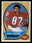 1970 Topps #95  Rich Jackson  Front Thumbnail