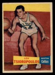 1957 Topps #57  Lou Tsioropoulos  Front Thumbnail