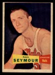 1957 Topps #72  Paul Seymour  Front Thumbnail