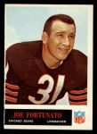 1965 Philadelphia #21  Joe Fortunato   Front Thumbnail