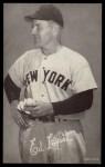 1947 Exhibits  Eddie Lopat  Front Thumbnail
