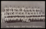 1947 Exhibits   Yankees Team Front Thumbnail