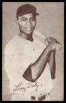 1947 Exhibits OFF Larry Doby   Front Thumbnail