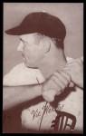 1947 Exhibits DET Vic Wertz   Front Thumbnail